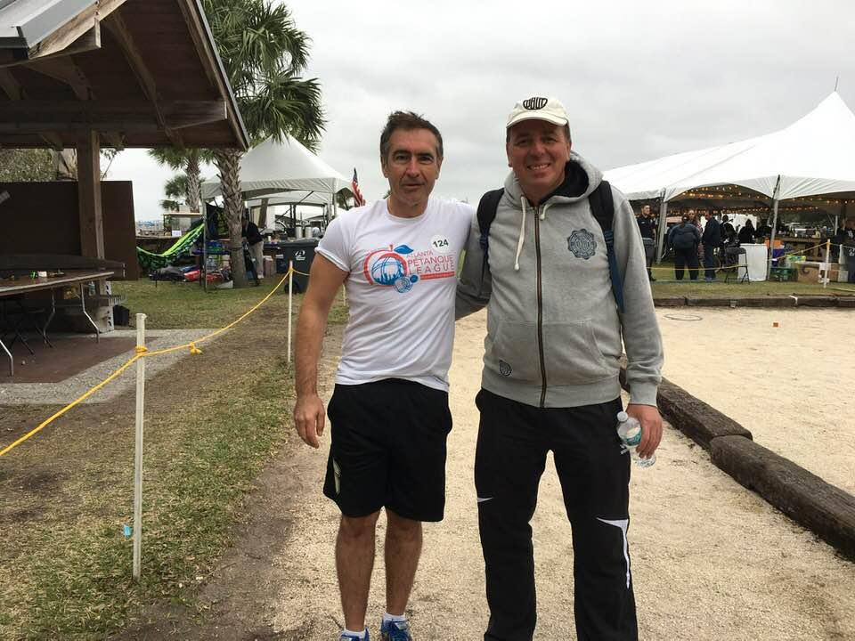 Eric and Philippe Suchaud