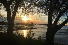 sunset Amelia