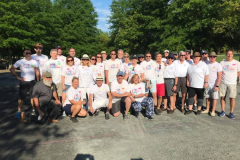 Atlanta Petanque League Group Photo - 28 April 2019