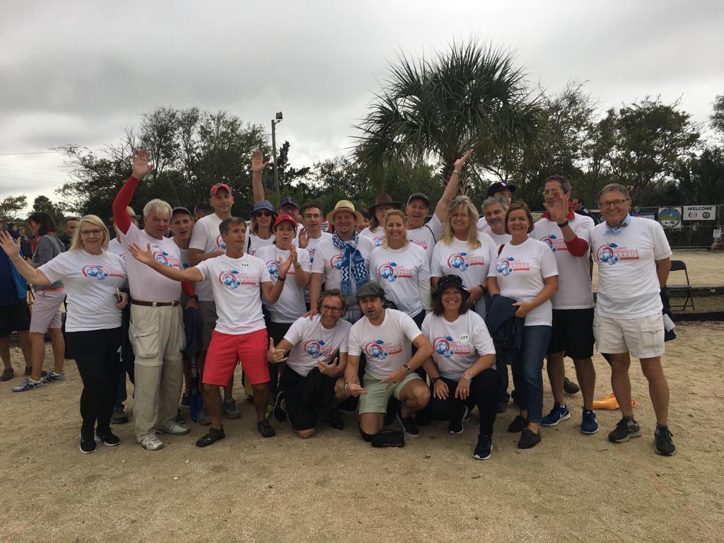 Pétanque Amelia Island Open 2018